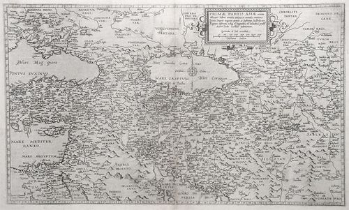 Antique_Map_de_Jode_Middle_East