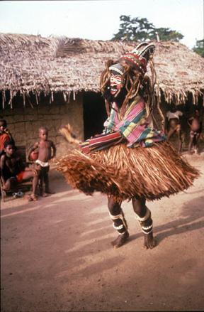 Post-Harvest Festival, Ivory Coast